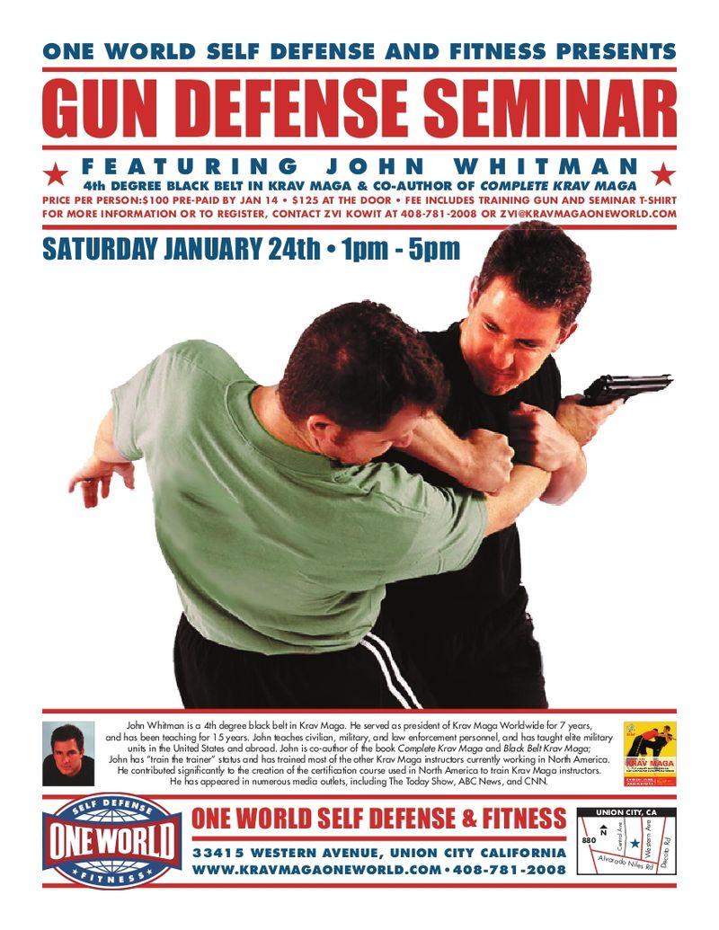 Gun seminar