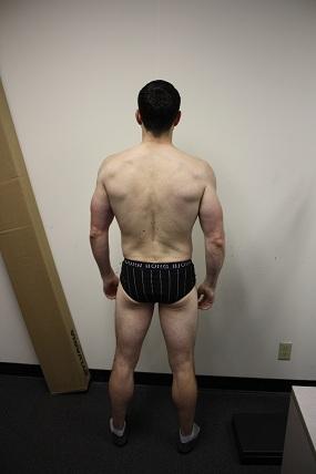 Get-lean-after-back
