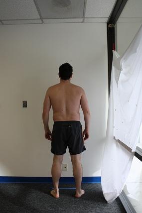 Get-lean-before-back