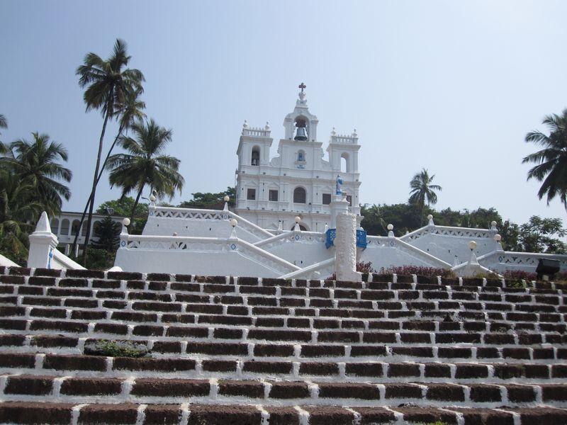 Goa_Chruch