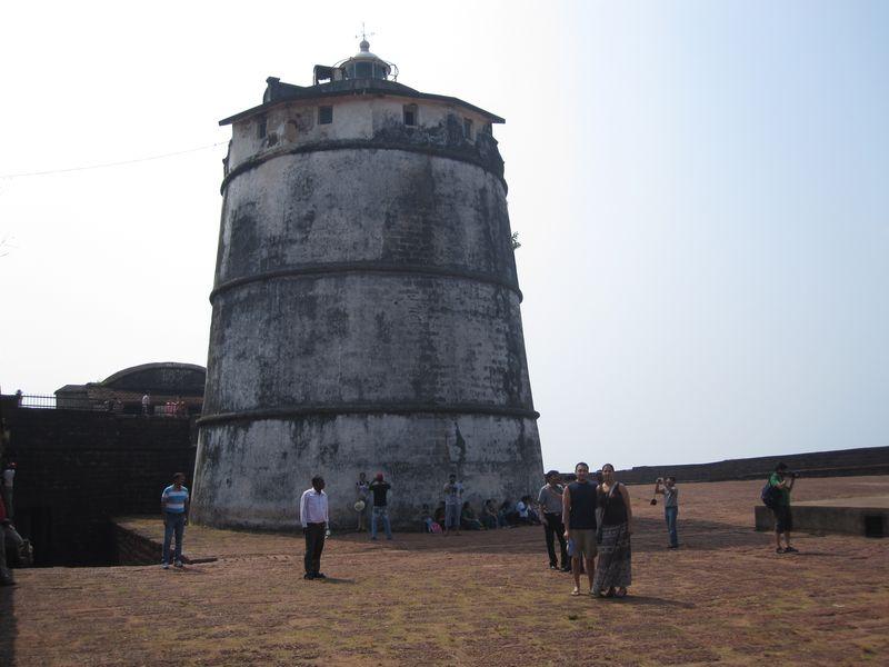 Goa_Fort