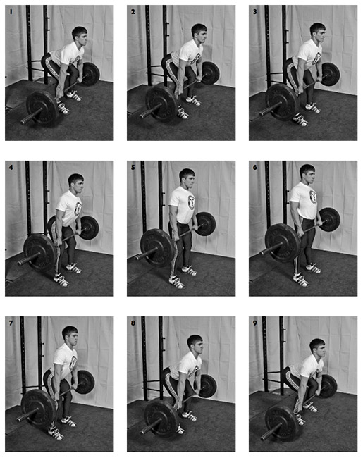Crossfit One World Deadlift Good And Bad