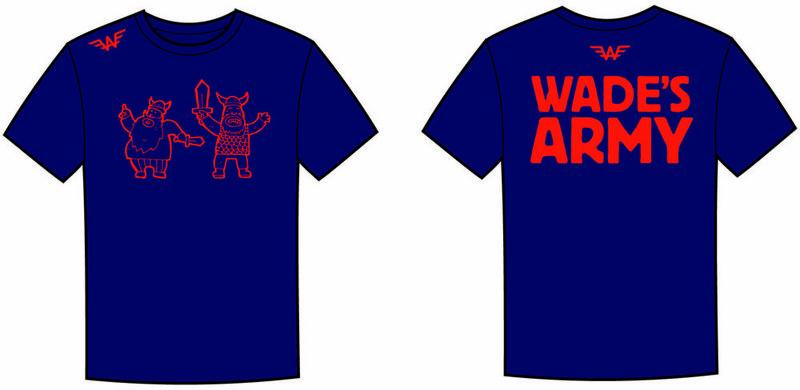 Wade's Army Shirt